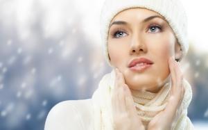 winter skin fry