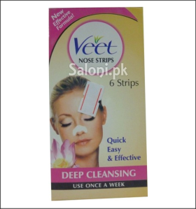Veet Deep Cleansing Nose Strips