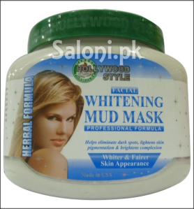 Hollywood Style Whitening Mud Mask