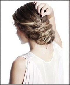 Twist for Wavy Hair