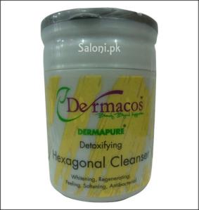 Dermacos Detoxifying Hexagonal Cleanser