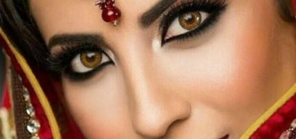 1.Bridal Makeup1