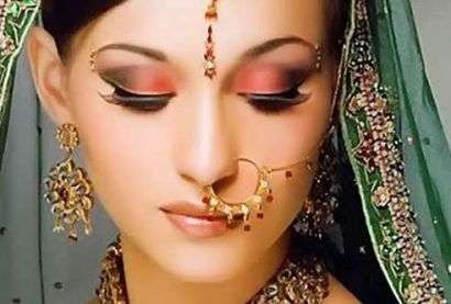 1.Bridal Makeup2
