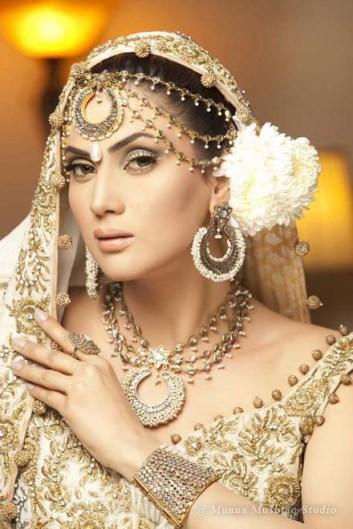 Anum Yazdani Bridal Jewelry Designs