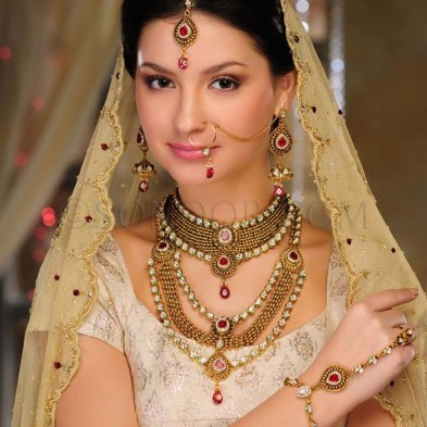 Anum Yazdani Bridal Jewelry Designs1