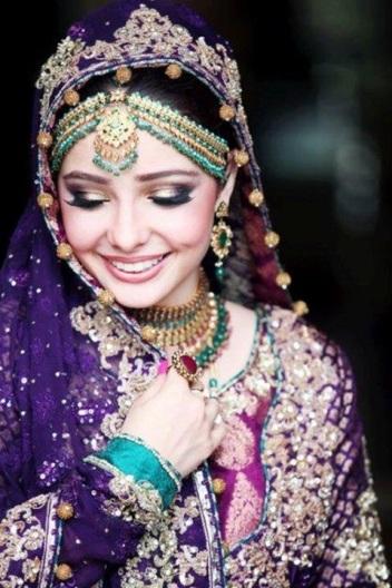 Bridal Makeup With Models3