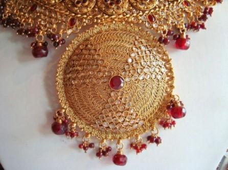 Elegant Jewelry Design for Pakistani Brides1