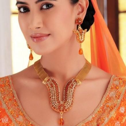 Elegant Jewelry Design for Pakistani Brides2