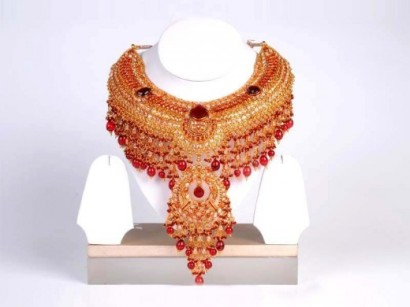 Elegant Jewelry Design for Pakistani Brides3