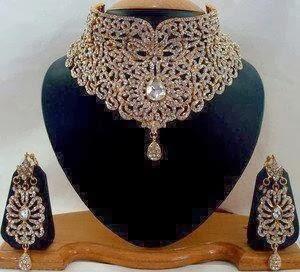Latest Bridal Wedding Jewellery Sets 2014-15