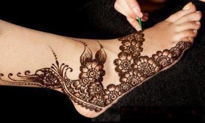 Bridal Mehndi Rates In Karachi : Najla s beauty clinic and institute complete details u saloni
