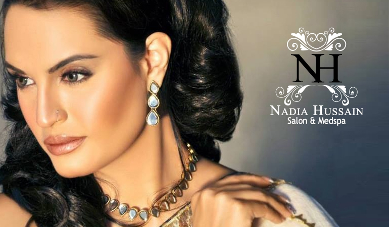 Nadia Hussain Salon Services and Charges