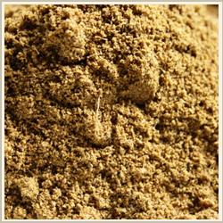 Natural Home Remedy Using Coriander Powder