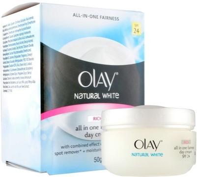 Olay Natural White Day Cream1