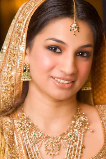 Natural Bridal Makeup Charges : Madeehas Bridal Salon and Studio Complete Details ...