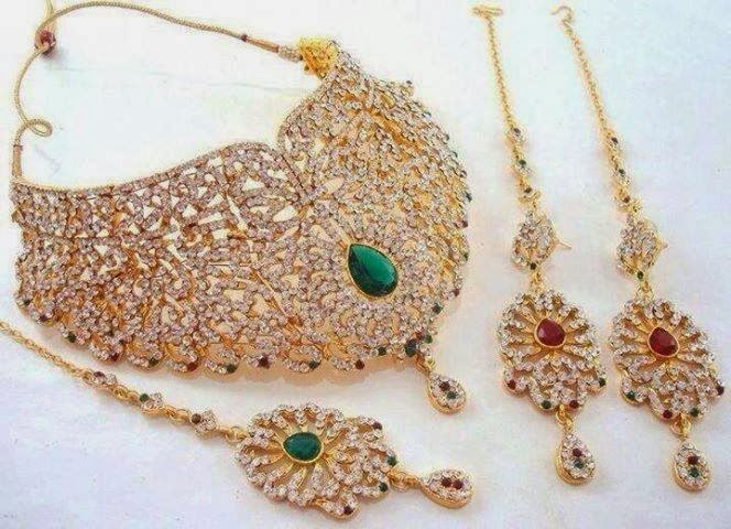 Latest Pakistani Jewelry Designs – Saloni Health & Beauty Supply