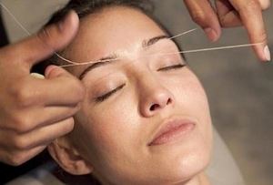 THREADING & BLEACHING