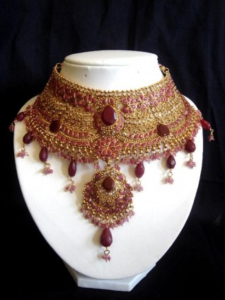 Traditional Trendy Pakistani Bridal Design