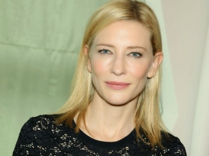 Actress and Beauty Icon Cate Blanchett