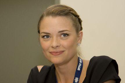 Actress and Model Jaime King
