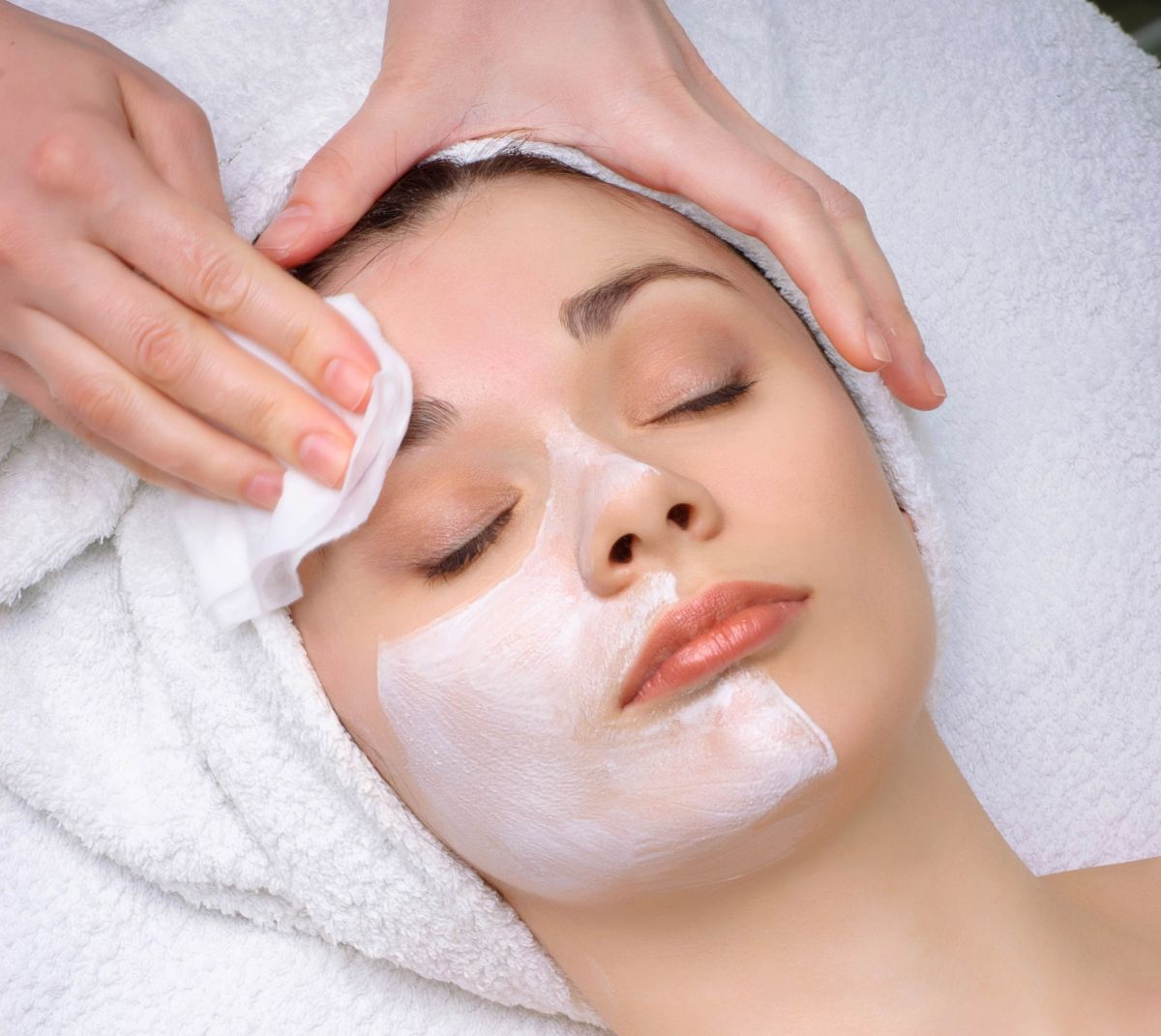 Have hit best spa in deleware and facial