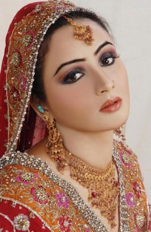 Asian Bridal Makeup Trends 2012