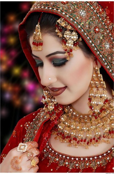 mahrose beauty parlor bridal makeup