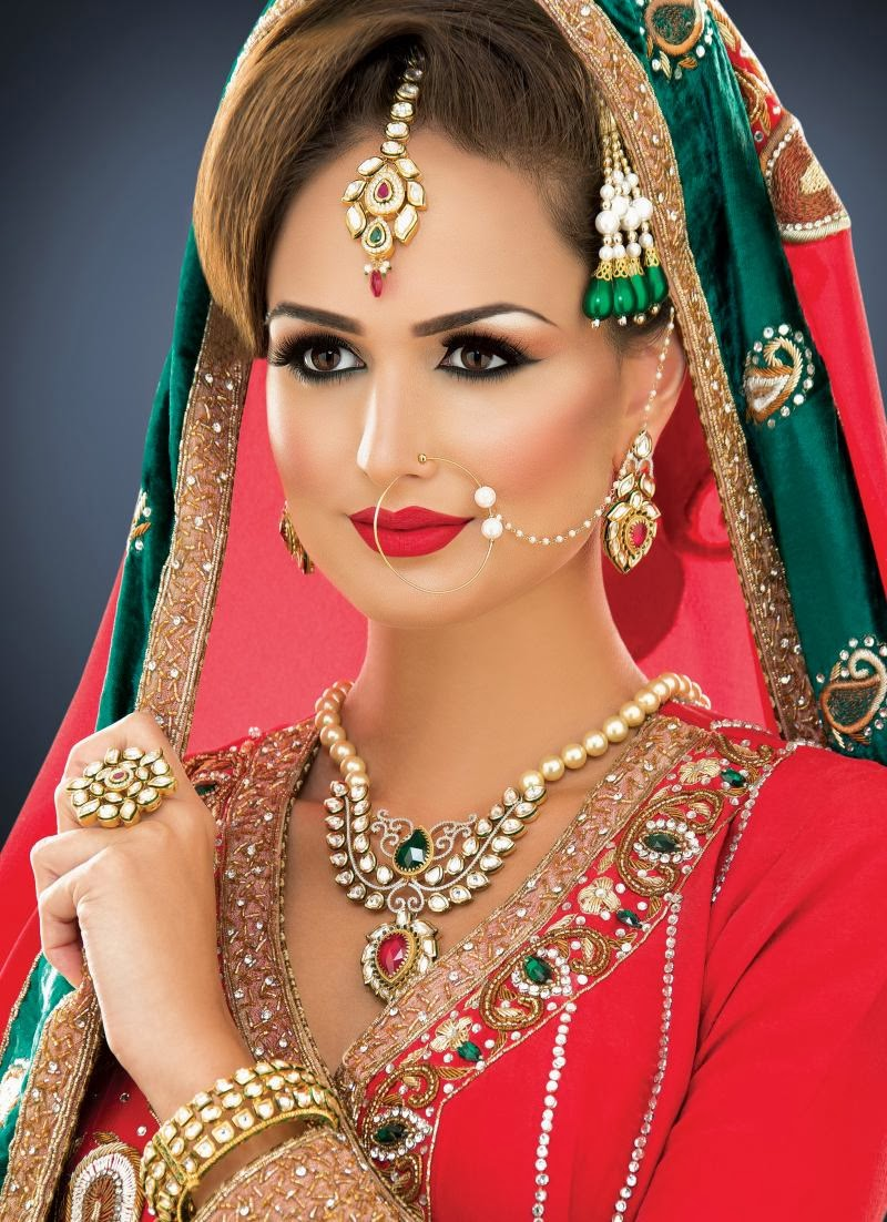 Natural Bridal Makeup Charges : Kashee S Beauty Parlour Bridal Makeup Charges 2016 ...