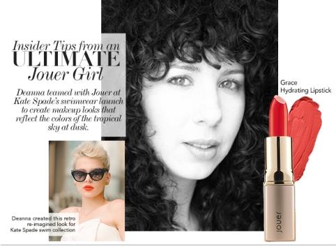 Deanna Melluso, celebrity makeup artist