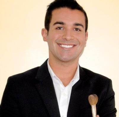 —Alberto Espinoza-Cervantes, makeup artist, Chanel