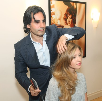 —Angelo David, celebrity hairstylist and founder of Angelo David Salon in New York City