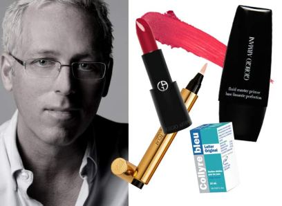 —Tim Quinn, celebrity makeup artist and Giorgio Armani Beauty Face Designer.