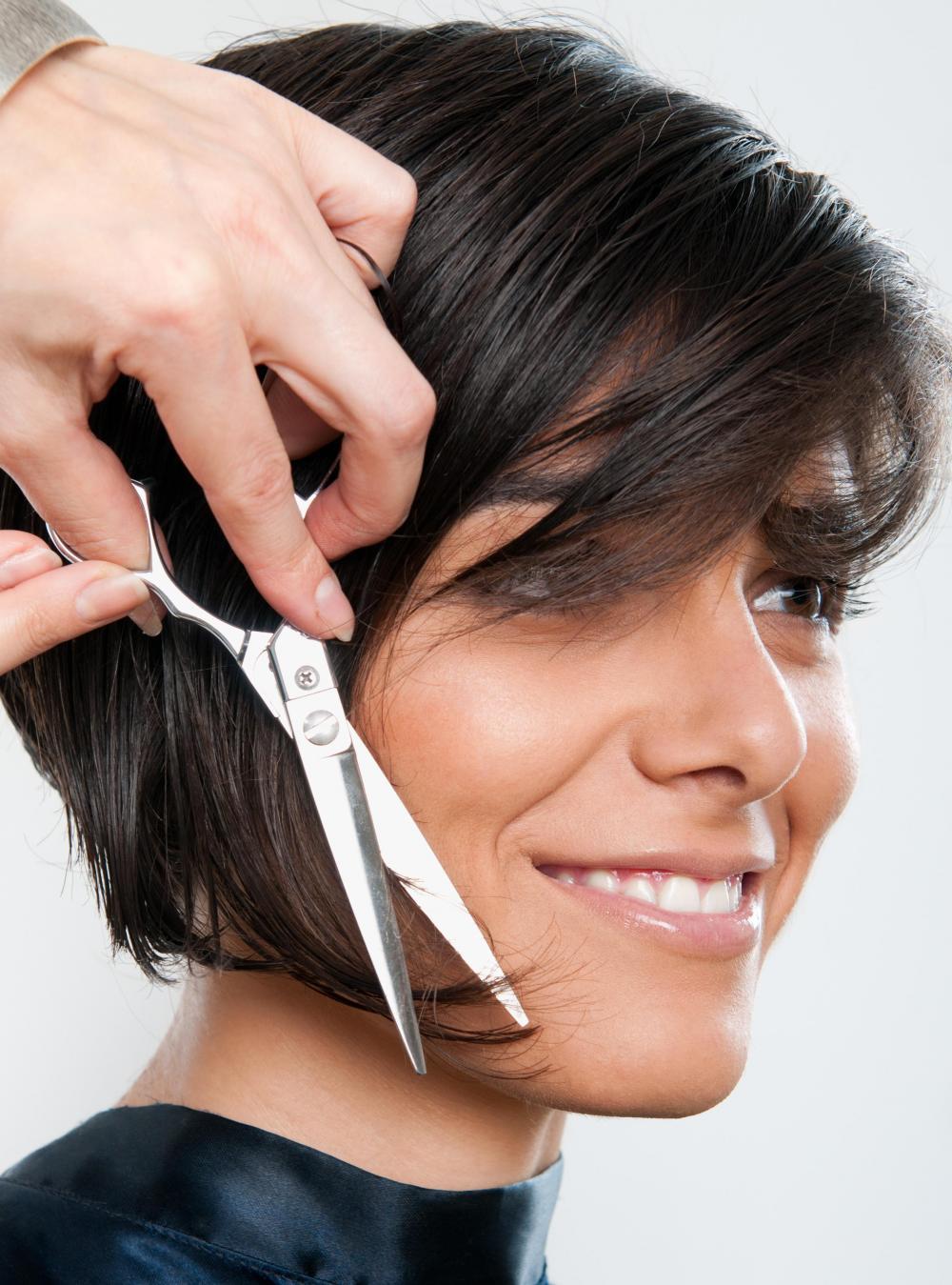 Hair Salon Cutting