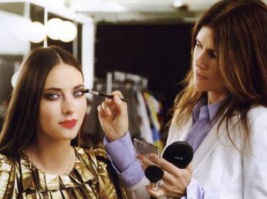 Makeup artist Gucci Westman says for actress Cameron Diaz