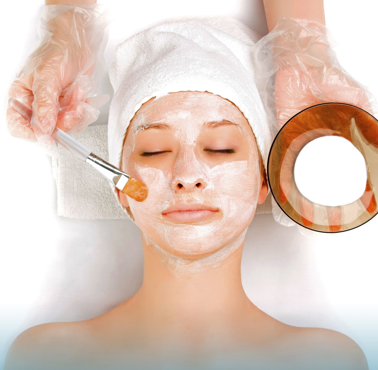 Facial for skin care