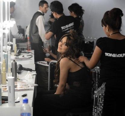 Toni&Guy Girls New Look 2012
