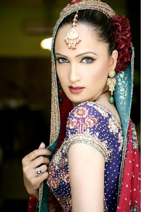 Pakistani makeup