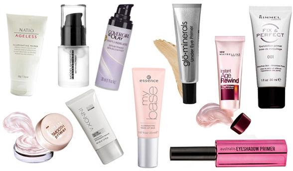 Best Primers for Long-Lasting Makeup – Saloni Health & Beauty ...