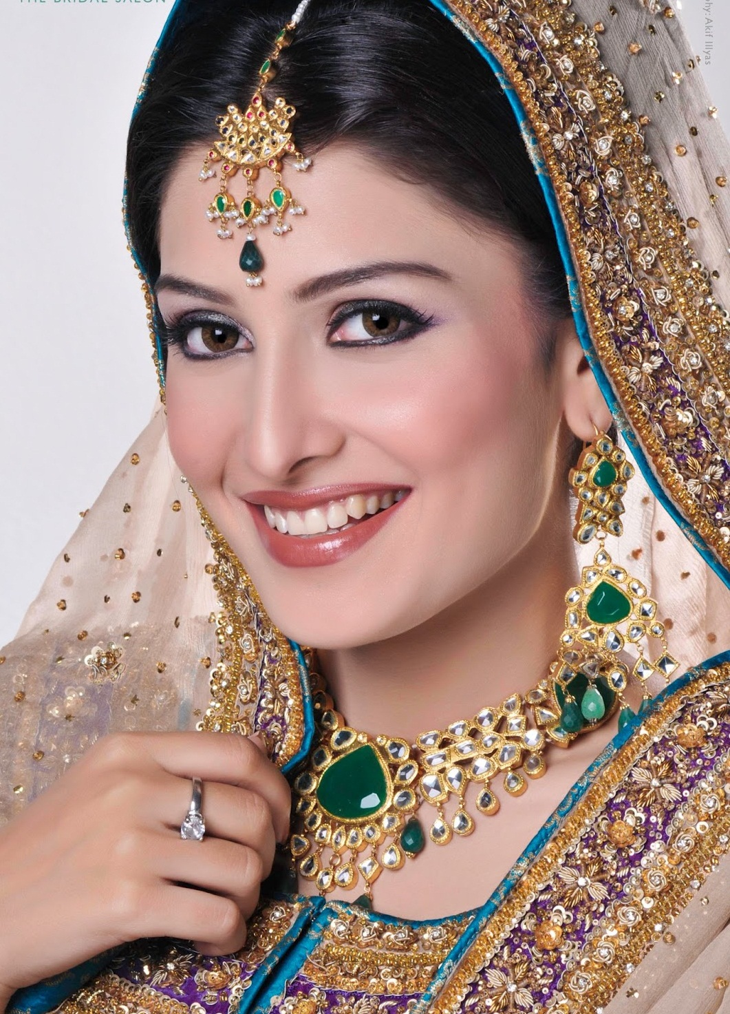 kashees beauty parlour bridal make
