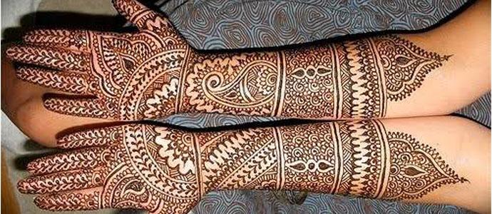 Bridal Mehndi Books Free Download : Latest bridal mehndi and hairstyling by kashee s
