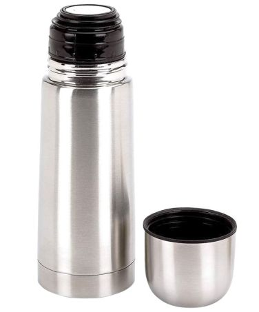 Drink from a flask