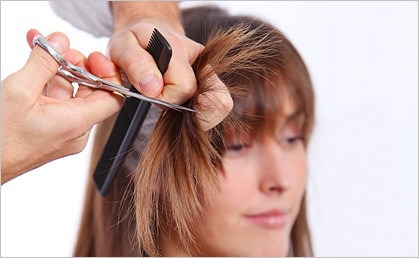 hair cutting and styling g complete details saloni health 7524