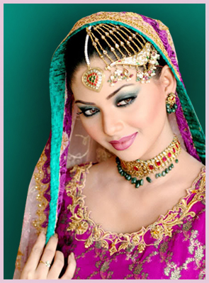 Latest Bridal Makeup By Kashif Aslam1