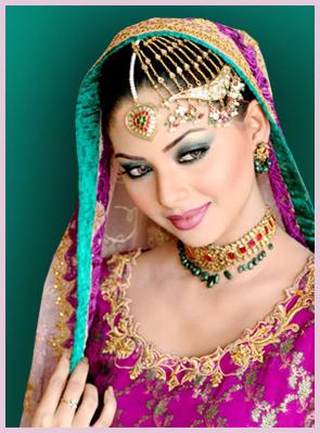 Latest Bridal Makeup By Kashif Aslam1