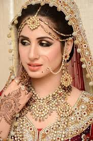 Latest Rabia Shiraz Makeover For Wedding