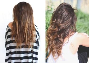 Lightening Hair With Heat