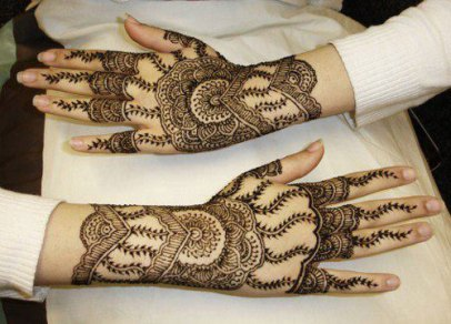 Mehndi Design By Nina G