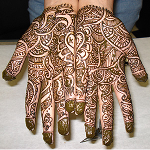Mehndi Design By Nina G1