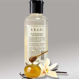 Saffron, Reetha and Tulsi Shampoo