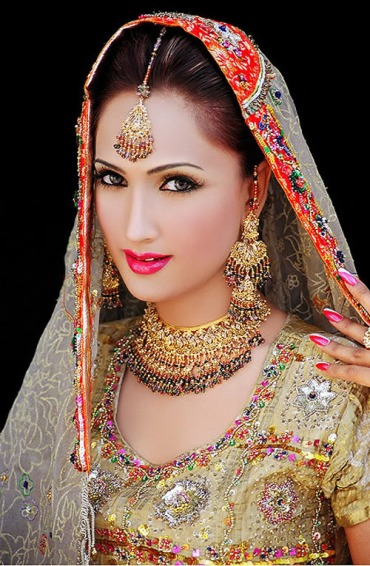Soft Look For Brides By Rabia Shiraz1